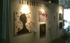 New Master Artist Affordable Art Fair May 2011
