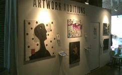 New Master Artist Affordable Art Fair May 2011