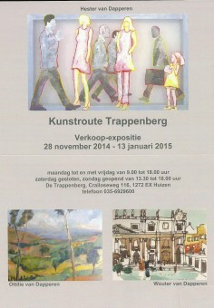 exhibition Family van Dapperen